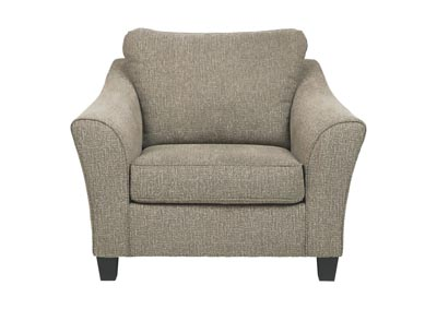 Image for BARNESLEY PLATINUM OVERSIZED CHAIR