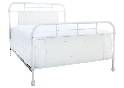 Image for JOLENE ANTIQUE WHITE FULL BED