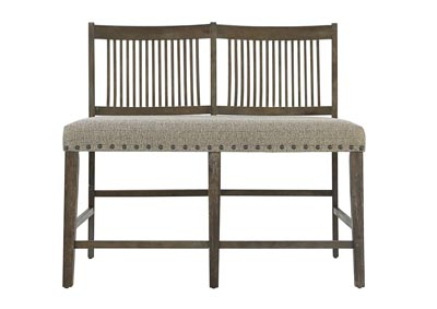 CHARLESTON II COUNTER HEIGHT BENCH