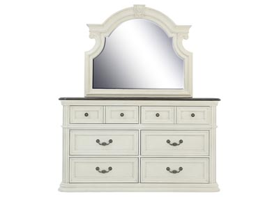 MALLORY DRESSER AND MIRROR