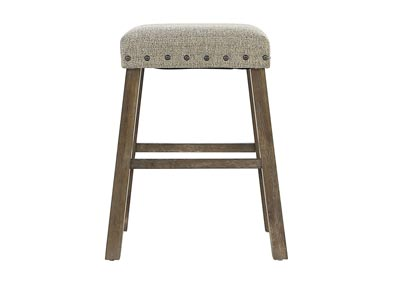 CHARLESTON II BACKLESS STOOL