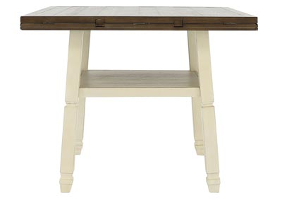 BOLANBURG DROP LEAF COUNTER TABLE