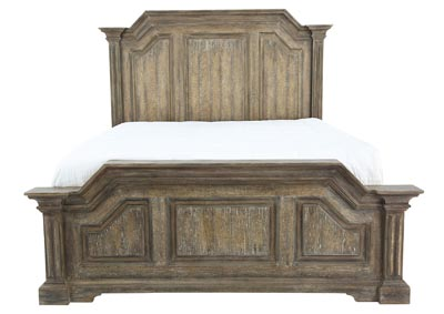 LAGRANGE BRADSHAW KING PANEL BED
