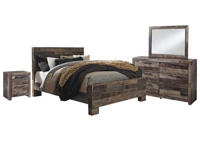 DEREKSON KING BEDROOM SET