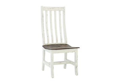 SANTA RITA DINING SIDE CHAIR