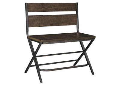 KAVARA DOUBLE BARSTOOL ,ASHLEY FURNITURE INC.