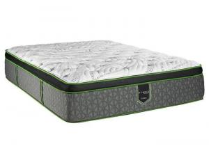 KIMBERLY EURO TOP PLUSH TWIN MATTRESS