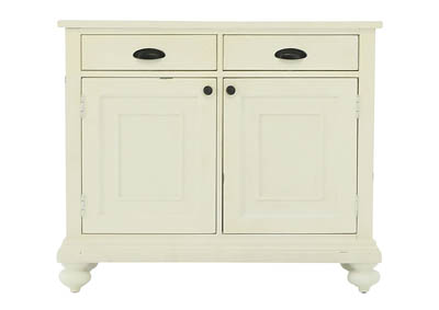 FARMHOUSE JO S WHITE CABINET BASE