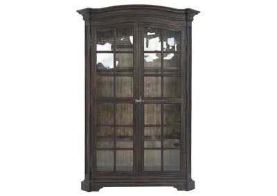 LAGRANGE MULLINS PRAIRIE DISPLAY CABINET