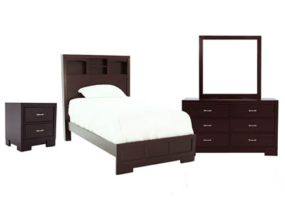 WEBSTER TWIN BEDROOM SET