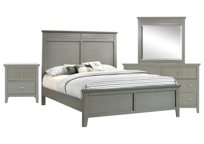 SPENCER GREY QUEEN BEDROOM SET