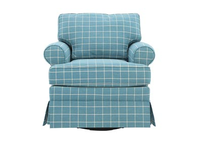 Image for WILLIAM BALTIC SWIVEL GLIDER