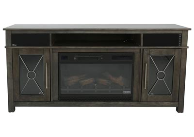 HEATHROW ELECTRIC FIREPLACE