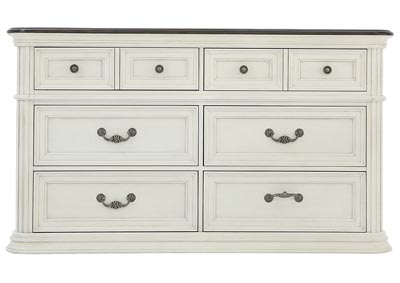 MALLORY WEATHERED DRESSER