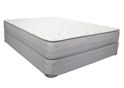 CLOVER PLUSH FULL MATTRESS SET