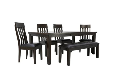 HADDIGAN 6 PIECE DINING SET