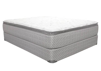 DAISY PILLOWTOP KING MATTRESS SET