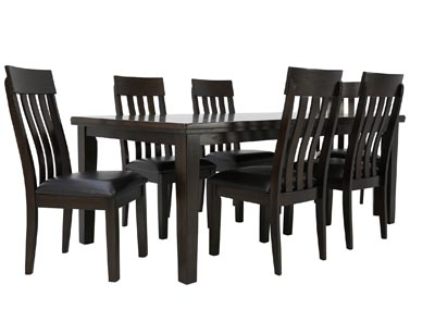 HADDIGAN 7 PIECE DINING SET