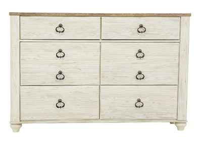 Image for WILLOWTON DRESSER