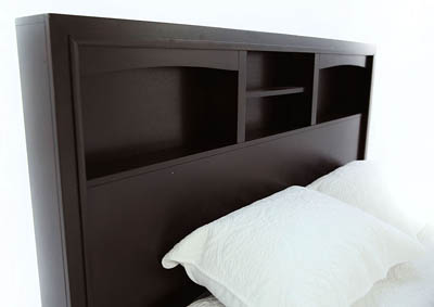 WEBSTER FULL BED,LIFESTYLE FURNITURE