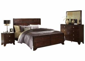 CANTON KING BEDROOM SET