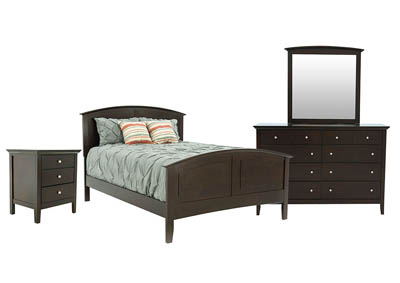 WALKER KING BEDROOM SET