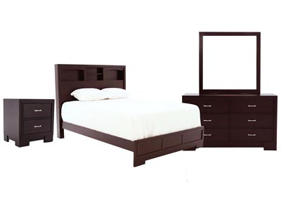 WEBSTER QUEEN BEDROOM SET,LIFESTYLE FURNITURE
