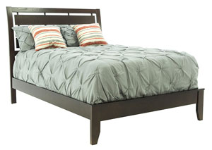EVAN CHERRY QUEEN BED