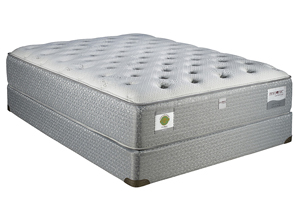 SILVER LIMITED EUROTOP LUXURY FIRM FULL MATTRESS SET