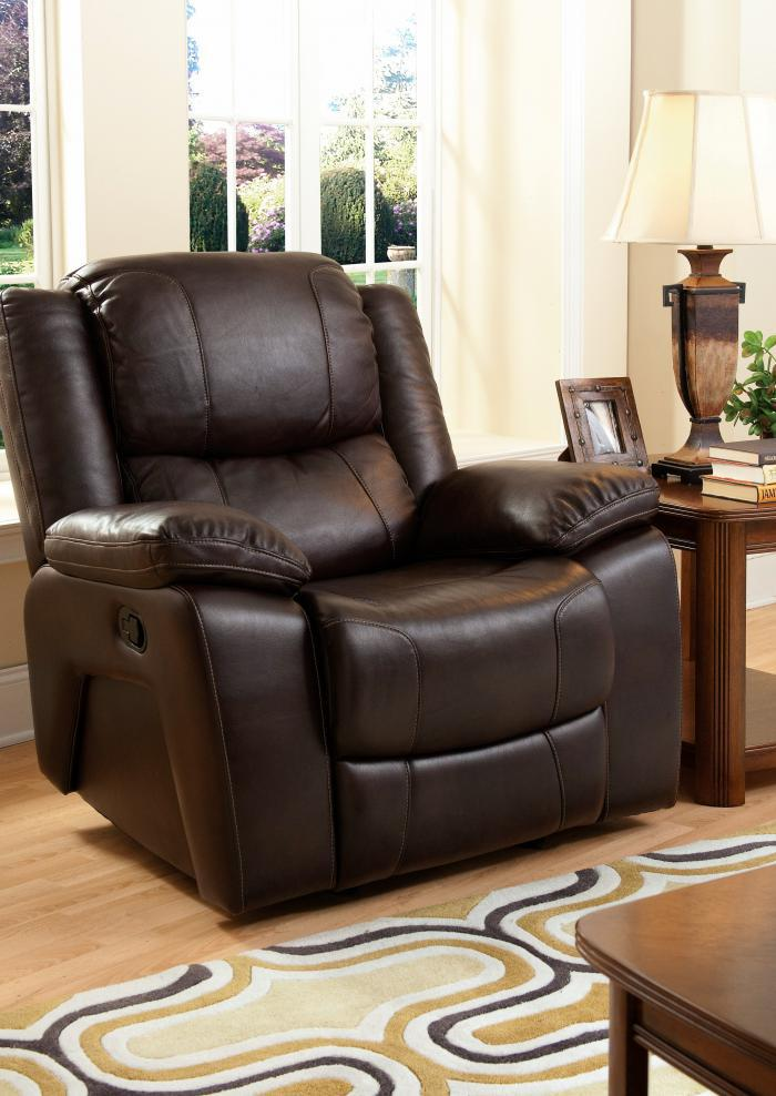 Kenwood Power Recliner,Jaron's Showcase