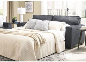 Belmont Slate Queen Sleeper Sofa
