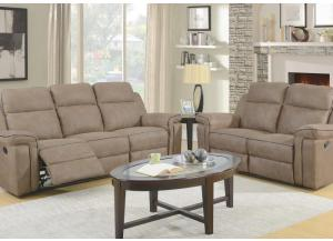 Jamestown Saddle Reclining Sofa
