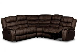 Kent 3 Piece Reclining Sectional-LIMITED QUANTITY
