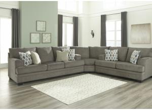Image for Dorsten 3 Piece Sectional