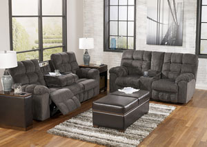 Kingsley Reclining Sofa & Loveseat