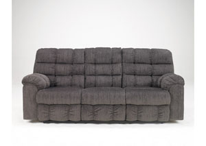 Kingsley Reclining Sofa w/ Drop Down Table