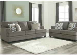 Dorsten Sofa and Loveseat