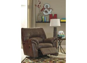 Balden Coffee Rocker Recliner