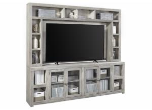 "Image for Limestone 97"" TV Console and Hutch"