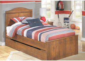 Stephan Full Panel Bed with Trundle
