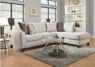 Mica RAF Chaise and LAF Chaise Sectional