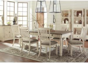 Image for Shayne Table, 6 Side Chairs and a Server