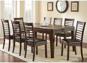 Allison Table and 6 Side Chairs-LIMITED QUANTITY