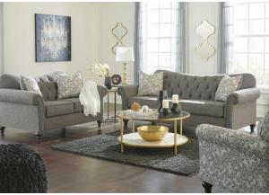 Praylor Sofa and Loveseat