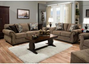 Emory Sofa and Loveseat