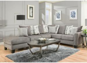 Tremont Sofa and Armless Loveseat