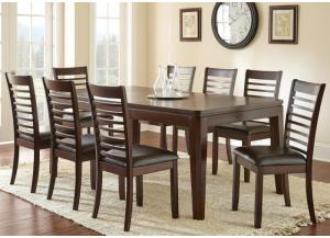 Allison Table and 8 Side Chairs-LIMITED QUANTITY