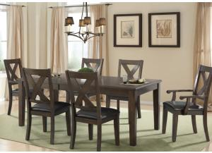 Copper Ridge Table and 4 Chairs