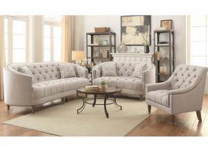 Brussel Sofa and Loveseat