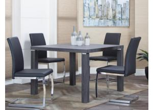 Sarah Table and 4 Chairs-FLOORSAMPLE BORDENTOWN STORE
